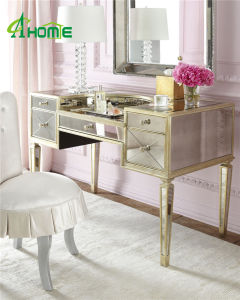 Cheap Makeup Vanity Mirrored Dressering Table pictures & photos