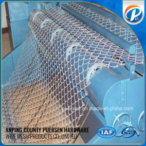 Hot Sale Chain Link Fence Diamond Mesh pictures & photos
