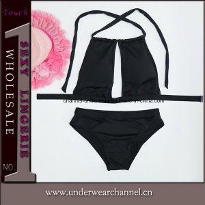 Top Quality Lady Sexy Two-Piece Bikini Swimwear (TKYA1205) pictures & photos