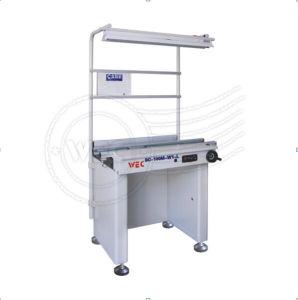 1.0m Conveyor with Lamp Used in SMT Line PCB Machine pictures & photos