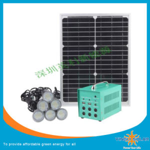 Yingli 6PCS LED Lamp Solar Lighting Kits (SZYL-SLK-6020) pictures & photos