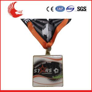 Custom Made Metal Enamel Sport Medal pictures & photos