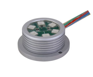 IP54 SMD Waterproof LED Module LED DOT Light in RGB pictures & photos