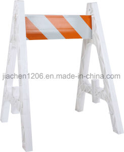 White Plastic Barricade for Road Use pictures & photos