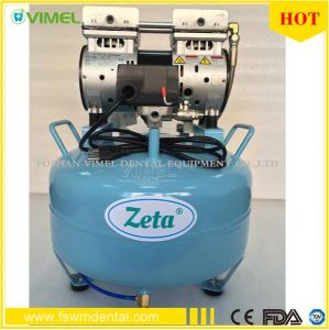 30L Dental Silent Air Compressor Oilless 130L/Min 52dB (A) 550W pictures & photos