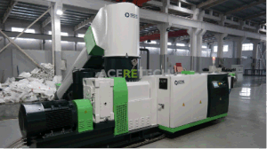 High Performance Re-Pelletizing Line for EPE Foaming Plastic pictures & photos