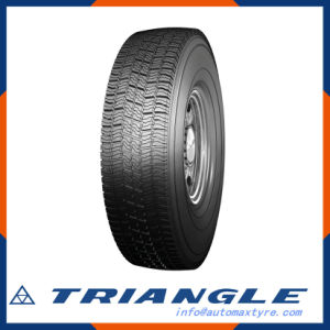 Trd88 295/80r22.5 12r22.5 Factory TBR Snow Winter Triangle Truck Tyre pictures & photos