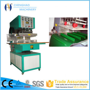 CH-10kw-Pb Plastic Welding for Thick Tarpaulin, Conveyor Belt, Treadmill, Sidewall pictures & photos