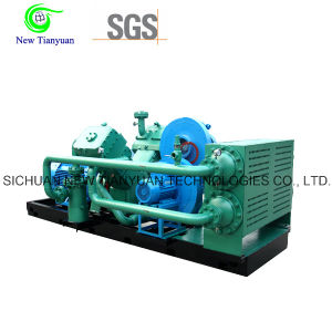 Marsh Gas Air Cooling Industrial Gas Booster Compressor pictures & photos