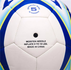 Smooth Surface Soft TPU Synthetic Leather Football pictures & photos