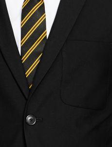School Boys′ Senior Fashion Blazer with Triple Action pictures & photos