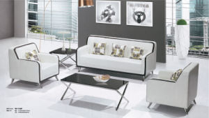 Modern Style PU Furniture Office Sectional Corner Sofa pictures & photos