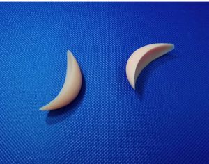 Medical Grade Silicone Chin Implants pictures & photos