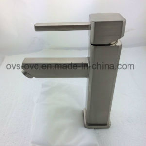 High Quality Basin Faucet Brass Water Tap Wholesale pictures & photos