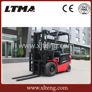 Small Electric Forklift Price 2.5 Ton Battery Forklift pictures & photos