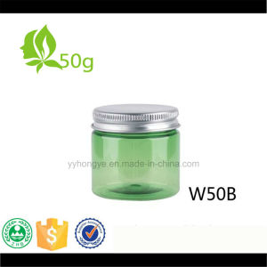 50ml Plastic Pet Cosmetic Jar pictures & photos