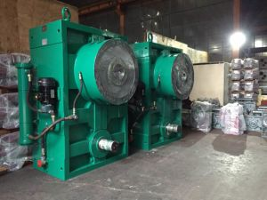 Zlyj Vertical Single Screw Plastic Extruder Gearbox pictures & photos