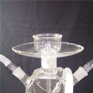 Glass Hookah with High Quality in Stock pictures & photos