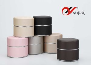 Colorful PU Leather Music Ring Box with Spot Light pictures & photos
