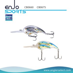 Fishing Tackle School Fish Lure with Bkk Treble Hooks pictures & photos