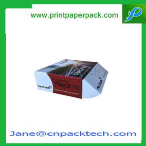Customized Coated Paper Folding Set-Top Box Vehicle Track System Packaging Box pictures & photos
