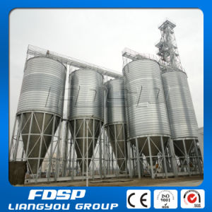 Bolted Silo Galvanized Steel Storage Silo 100t 200t pictures & photos