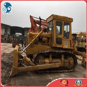 Trubo Charged Hydraulic Transmission Caterpillar Track Bulldozer (model: D6d) pictures & photos