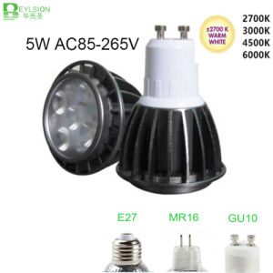 5W High Power GU10 E27 MR16 LED Spot Lighting pictures & photos