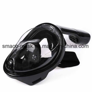 Alibaba 180 Degree Full Face Snorkel Mask for Diving Swimming pictures & photos