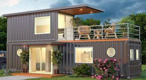 High Quality Container House for with Kitchen / Toilet / Ablution pictures & photos