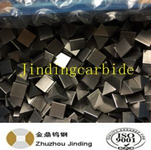 Yg8 Tungsten Carbide Widia Triangle Saw Tips pictures & photos