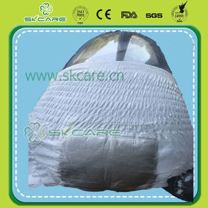 Disposable 360 Degree Full Round Elastic Adult Diaper pictures & photos