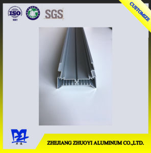 High Quality Aluminium Alloy Extruded Profiles with Anodized Surface A pictures & photos