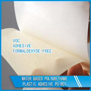 Water Based Aliphatic Polyurethane Resin Adhesive pictures & photos