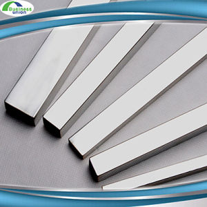 300 Series Steel Grade Stainless Steel Tube/Welded Type Square Pipe