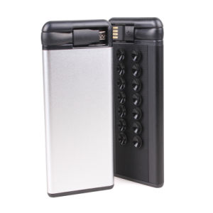 4000mAh Portable 2 in 1 Power Bank with Sucker Popular Mobile Phone Battery Charger