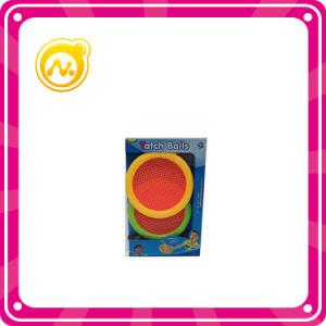 The Circular Racket Tennis Racket with Rubber Ball