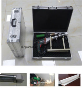 CNC Plastic Sheet Extruson Welding Hand Tool Machine pictures & photos