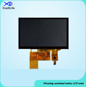 5.0 Inch TFT LCD Display with Capacitive Touch Panel pictures & photos