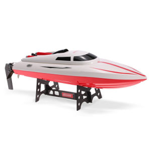 0731-Original Pioneer 2.4G 2CH Remote Control 180° Flip High Speed Electric RC Boat Kids Gifts pictures & photos
