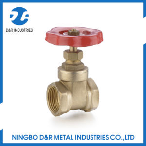 Brass Gate Valve Die Cast Iron Sheet Handlewheel pictures & photos