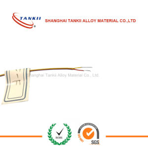 Superfine 2*0.08mm 40AWG wire thermocouple extension wire for medical industry using pictures & photos