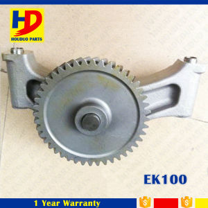 Ek100 Oil Pump for Hino (15110-E0130) pictures & photos