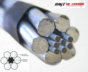 ASTM B232 Aluminum Conductor Steel Reinforced ACSR Conductor pictures & photos