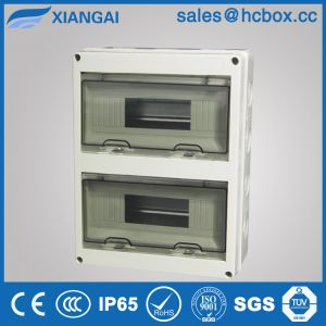 Waterproof Box Outdoor Cabinet Outdoor Distribution Box IP65 Hc-Ht 24ways pictures & photos