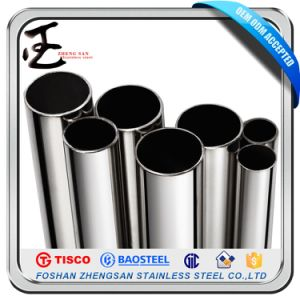 Top Selling Polished Round 201 Welded Stainless Steel Tube pictures & photos