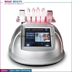B0504 Portable Lipo Laser 650nm Mitsubishi Diode Laser Lipolaser Slimming Machine pictures & photos