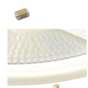 0805 10 UF X5r 25V 10% SMD Multilayer Ceramic Disc Capacitor pictures & photos