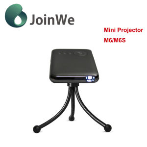Multimedia Portable HD Mini Projector M6/M6s pictures & photos