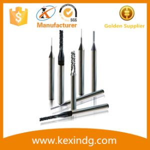 Tungsten Carbide Twist Drill Bits for Print Circuit Board pictures & photos